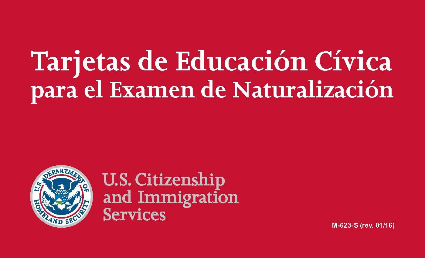 Examen de Naturalization
