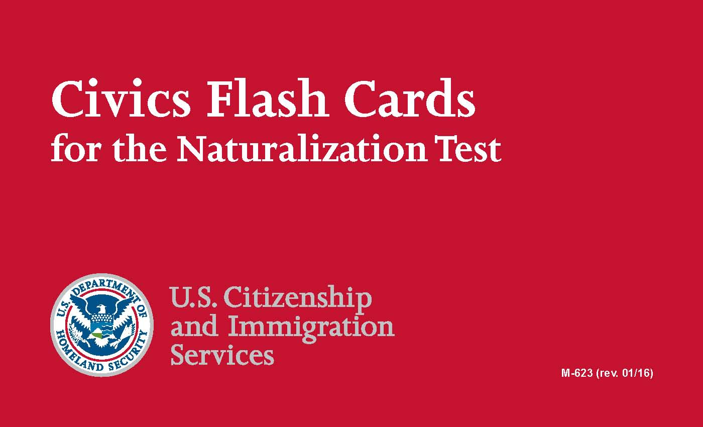 Study for Citizenship Test